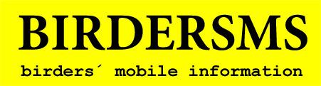 BIRDERSMS Logo